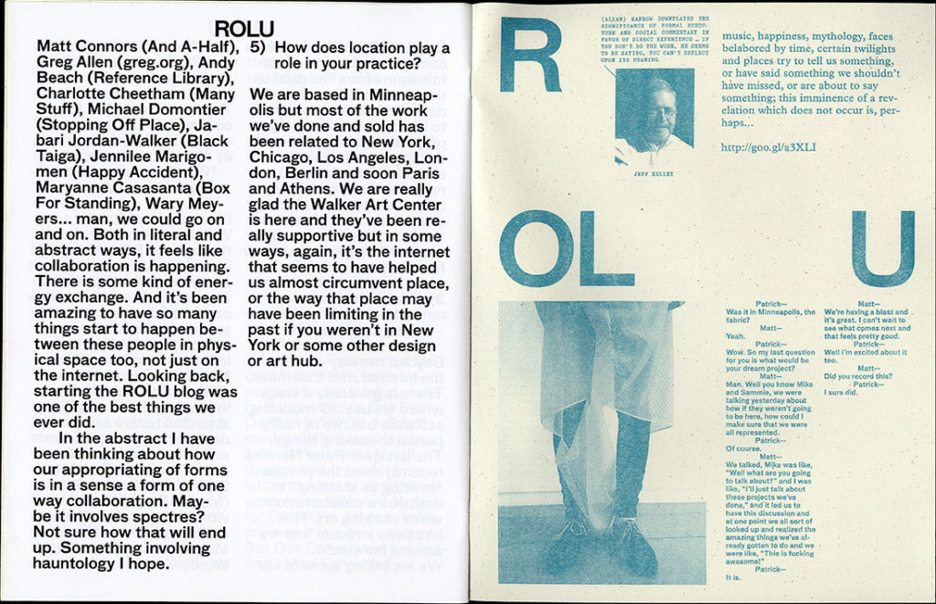 D • C ROLU READER